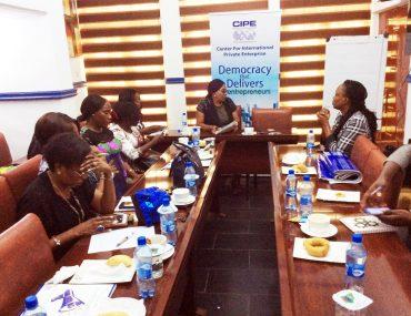 CIPE - WNBA Review Meeting