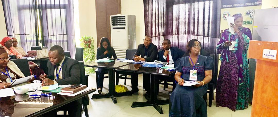 The NAWORG\CIPE\ANWBN Stakeholders Workshop In Kano - 23rd-24th May 2019