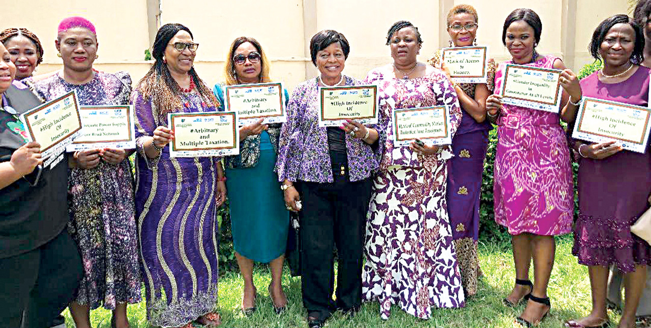IWD 2020: ANWBN, other women bodies urge women to build gender-balanced